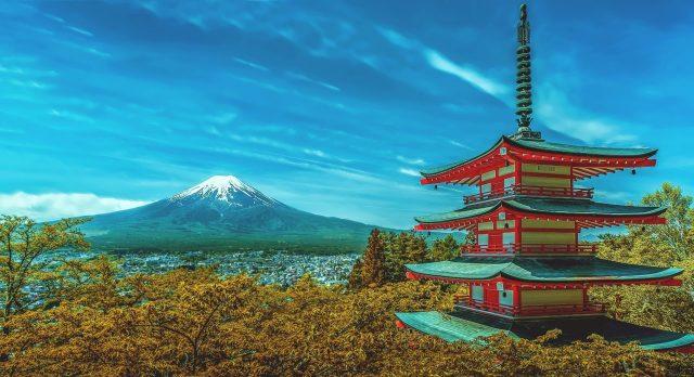 Investieren in Japan