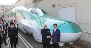 Japan Indien setzen auf Kooperation