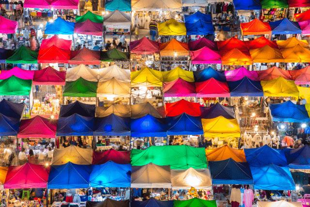 Asien Nebenwerte: gezielte Auswahl bringt mehr Rendite