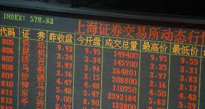 Aktien China, Notierung in Shanghai