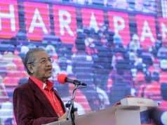 Malaysia Wahl. Mahathir Mohamad gewinnt knapp