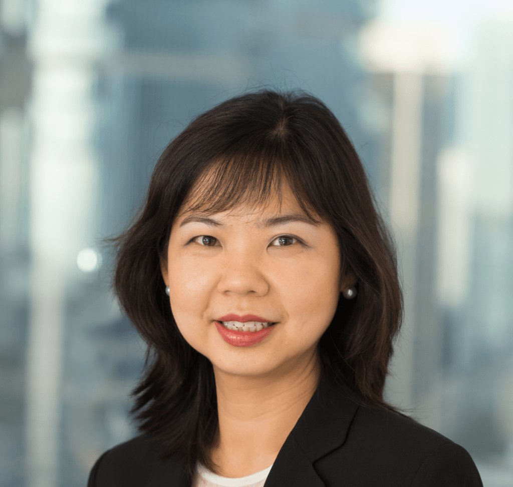 Aktien Asien Managerin Elina Fung