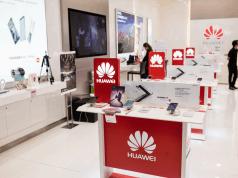 Huawei steigert den Handy-Absatz