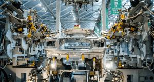 Japanische Autohersteller Produktion