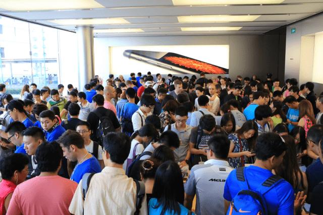 Apple China: iPhone Verkaufsstart