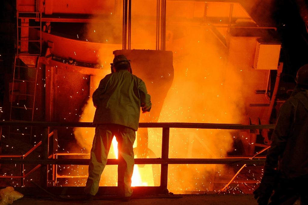 China Handel: Metallindustrie als Ziel der US-Maßnahmen