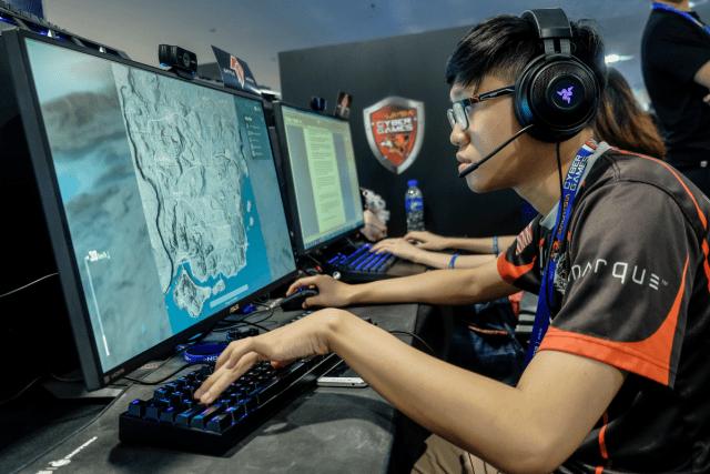 Esports Asien: mobil im Kommen
