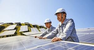 Photovoltaik China Installation