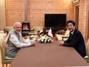 Indien-Japan-Zusammenarbeit: Treffen der Premierminister
