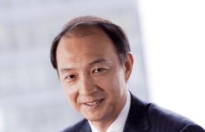 Japanische Aktien Manager Daiji Ozawa