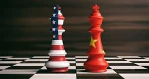 China und USA - Wachablösung