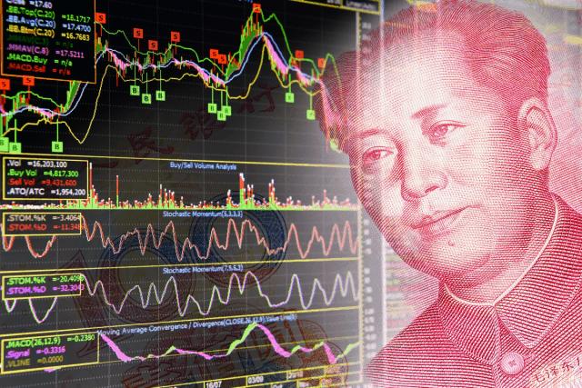 China Shares / MSCI: Weighting rises dramatically