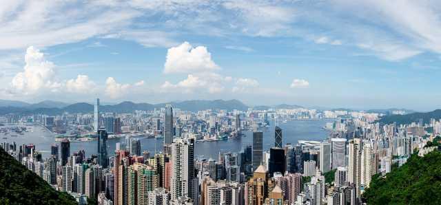Hongkong: Kernstadt in Chinas Greater Bay Area Plänen