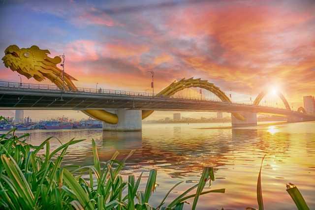 Danang wird ein neuer touristischer Hotspot Vietnams