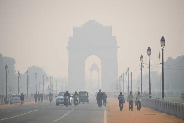 Indien Luftverschmutzung (Quelle: Saurav022/Shutterstock.com)