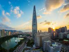 South Korean Economy: Lotto Wolrd Tower