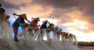 Vietnam profitiert als Produktionsstandort vom Handelskonflikt zwischen den USA und China.