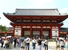 Japan: a popular Southeast Asian middle class destination