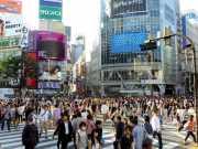 Shibuya in Tokyo - Symbol für die Dynamik der japanischen Wirtschaft