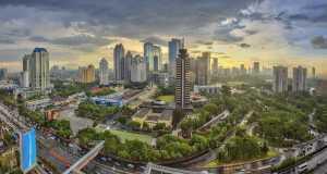 Jakarta, center of Indonesian economy