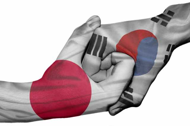 Japan and South Korea: trade dispute