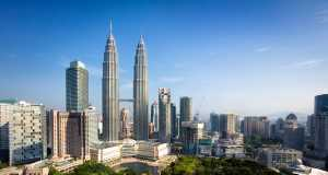 Malaysia Wirtschaft: Hauptstadt Kuala Lumpur