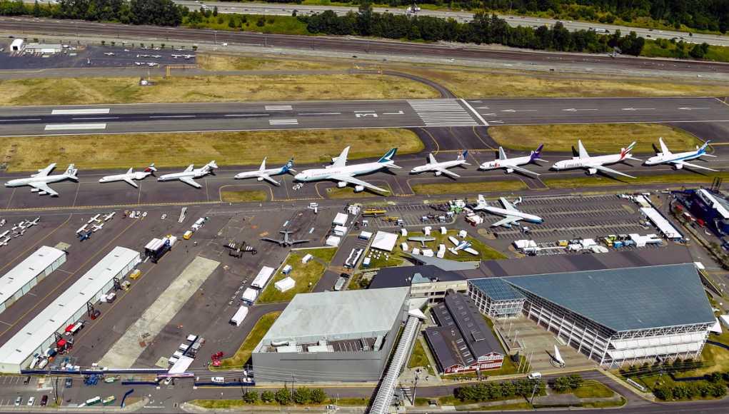 Boeing: führender Flugzeughersteller, auch in Asien