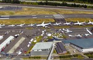 Boeing: leading aircraft manufacturer