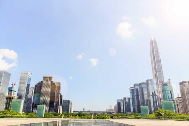 Sonderwirtschaftszone Shenzhen