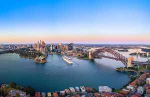 Australia econom: Sydney, attractive city