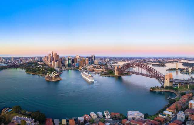 Australien Wirtschaft: Sydney, attraktive Stadt