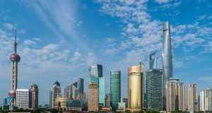 Investment Opportunities in China, boomtown Shanghai