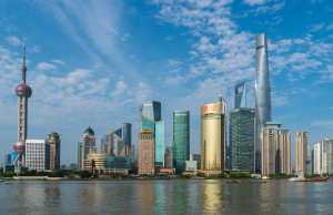 Investment Chancen China, Boomtown Shanghai