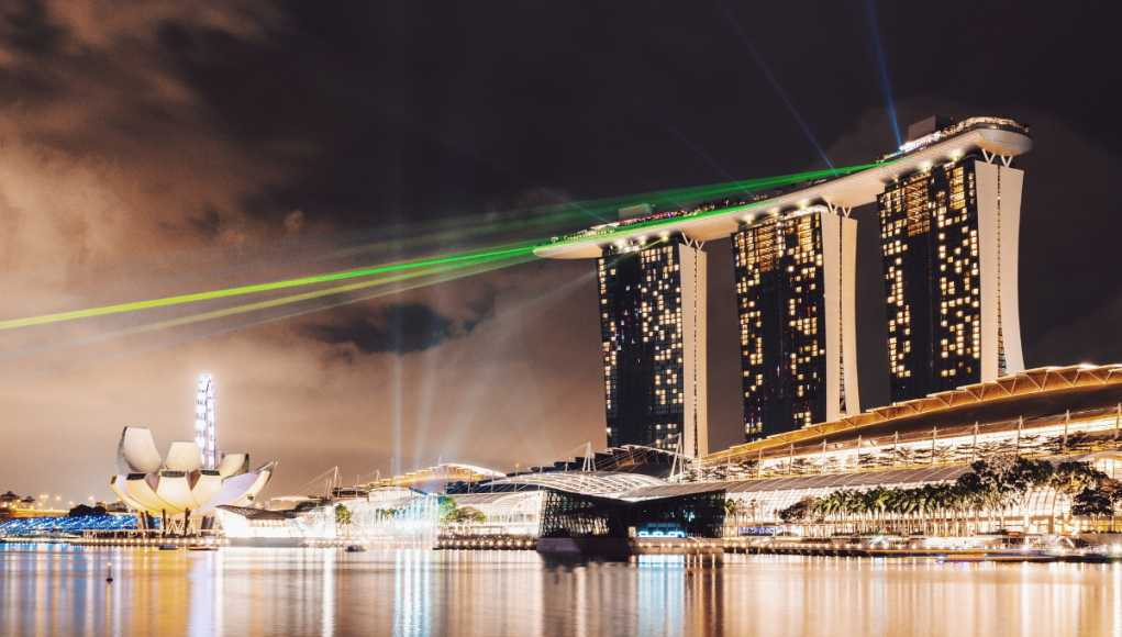 Global Competitiveness Report 2019 - Singapore leading the list