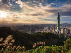 Taipei, capital city of Taiwan
