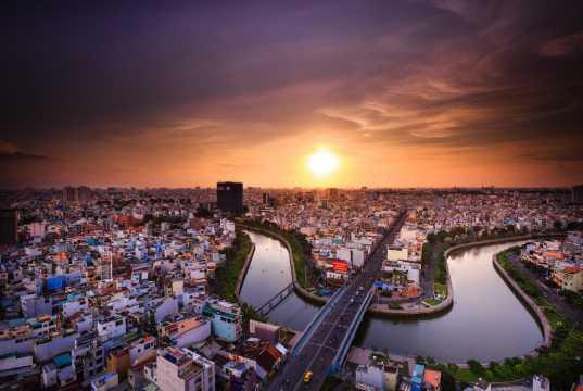 Vietnamesische Wirtschaft auf dem Vormarsch