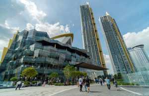 Bangkok real estate market