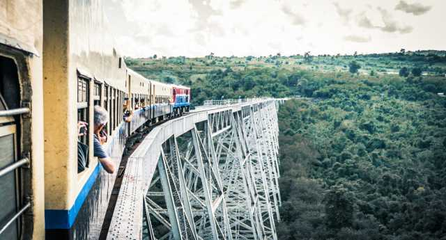 China's Belt and Road Initiative getting on the way in Myanmar
