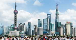 China GDP low, but consumers positive (source: BassKwong / Shutterstock.com)