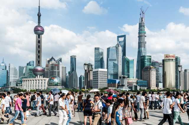 China BIP-Wachstum niedrig, Konsumenten aber positiv. (Quelle: BassKwong / Shutterstock.com)