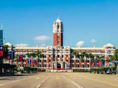 Presidential Office in Taipei City