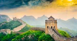 China's powerful symbol - the Great Wall - China economy