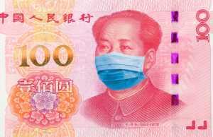 Die wirtschaftlichen Auswirkungen des Coronavirus könnten das BIP Chinas schmälern.