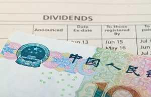 Asia Dividend cuts