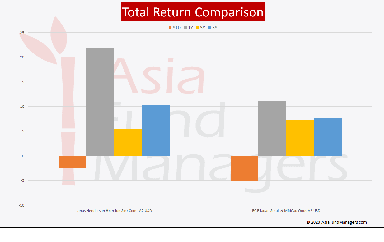 Japan Small Cap- Total Return