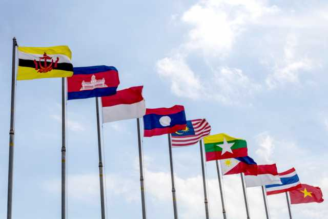 ASEAN - neuer China Handelspartner Nummer 1AN - new top China trade partner