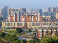China property market -