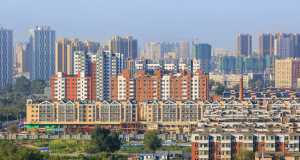 China property market - Changchun, capital of Jilin Province