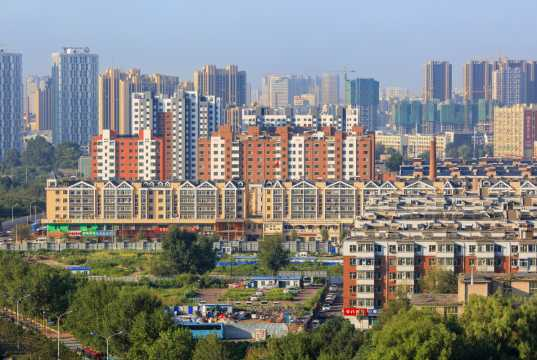 Immobilienmarkt China - Changchun, Hauptstadt der Provinz Jilin