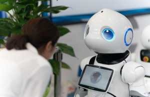 Industrial robots leading the way - what about commercial robots? (Source. helloabc/Shuttertsock.com)